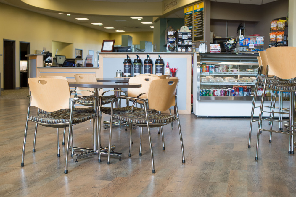 The Cafe at Tamarac Wellness in Fremont Michigan